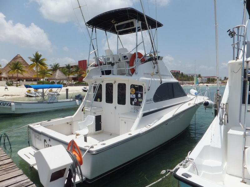Paseo de Pesca en Cancun