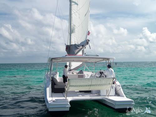 puerto morelos catamaran